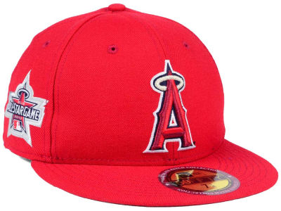 Los Angeles Angels MLB Ultimate Patch All Star Collection 59FIFTY Cap Hats