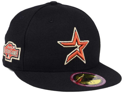 Houston Astros MLB Ultimate Patch All Star Collection 59FIFTY Cap Hats