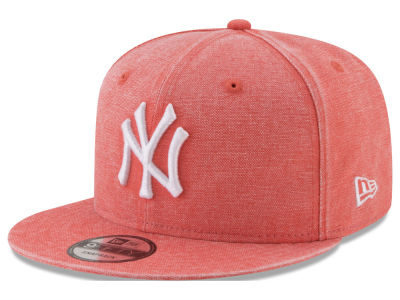 New York Yankees MLB Neon Time 9FIFTY Snapback Cap Hats