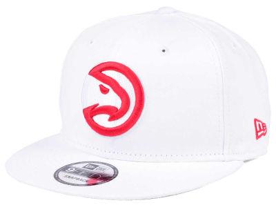 superior quality cb716 a5fd4 Atlanta Hawks New Era NBA Solid Alternate 9FIFTY Snapback Cap   lids.com