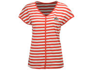 NCAA Women's Striped Dolman T-Shirt T-Shirts