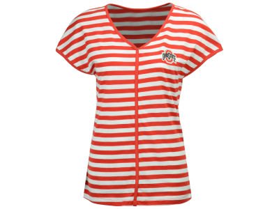 NCAA Women's Striped Dolman T-Shirt
