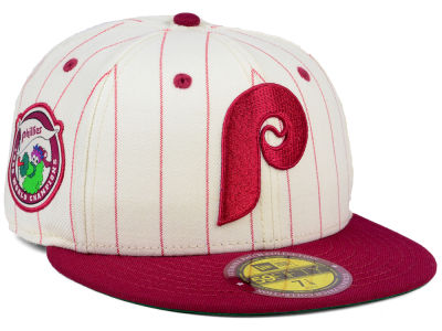 Philadelphia Phillies The Coop Ultimate Patch Collection 59FIFTY Cap Hats