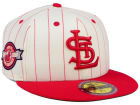 St. Louis Cardinals New Era The Coop Ultimate Patch Collection 59FIFTY Cap Fitted Hats