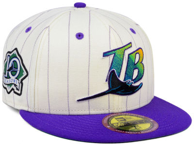 Tampa Bay Rays The Coop Ultimate Patch Collection 59FIFTY Cap Hats