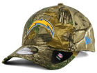 Los Angeles Chargers New Era NFL The League Realtree 9FORTY Cap Adjustable Hats