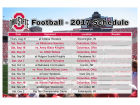 2017 Football Schedule Magnet