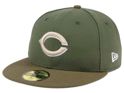 Cincinnati Reds MLB Authentic Collection 59FIFTY Cap Hats