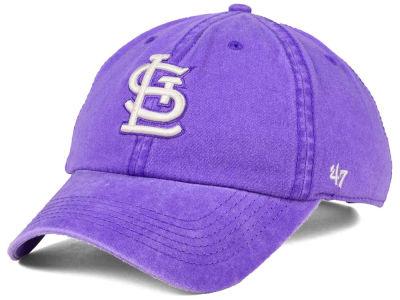 new concept 8e159 2dcaa St. Louis Cardinals  47 MLB Summerland CLEAN UP Cap   lids.com