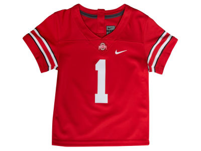 Ohio State Buckeyes Nike Ncaa Infant Replica Football Game Jersey