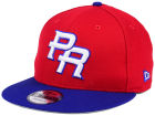 Puerto Rico World Baseball Classic Custom 9FIFTY Snapback Cap Adjustable Hats