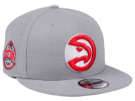 New Era NBA Gray Pop 9FIFTY Snapback Cap Hats