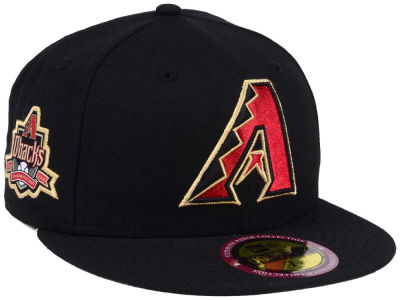 Arizona Diamondbacks MLB Ultimate Patch Collection Anniversary 59FIFTY Cap Hats