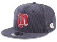 New Era MLB All Cooperstown Corduroy 9FIFTY Snapback Cap Hats