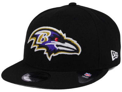 Baltimore Ravens NFL Chains 9FIFTY Snapback Cap Hats