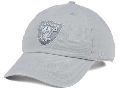 sale retailer 6c570 bc4cc ... good oakland raiders 47 nfl triple rush clean up cap lids 0c1b1 a08f5
