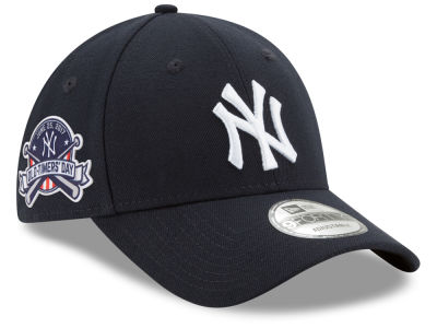 New York Yankees 2017 MLB Old Timers Day Patch League 9FORTY Cap Hats
