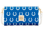 Indianapolis Colts Dooney & Bourke Daphne Crossbody Wallet Checkbooks, Wallets & Money Clips