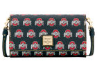 Ohio State Buckeyes Dooney & Bourke Daphne Crossbody Wallet Checkbooks, Wallets & Money Clips