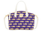 LSU Tigers Dooney & Bourke Ruby Mini Satchel Crossbody Luggage, Backpacks & Bags
