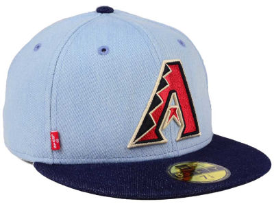 Arizona Diamondbacks MLB X Levi 59FIFTY Cap Hats