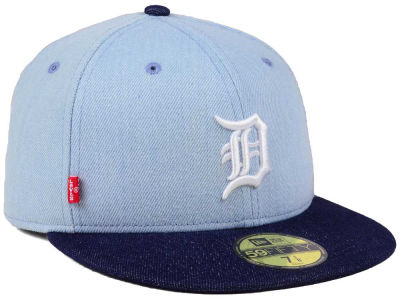 Detroit Tigers MLB X Levi 59FIFTY Cap Hats