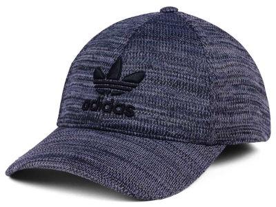 adidas Originals Trefoil Marl Knit Stretch Fit Cap  57f3142e2e5