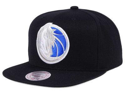 many styles beauty check out Dallas Mavericks Mitchell & Ness NBA Easy Hologram Snapback Cap ...