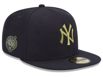 New York Yankees Derek Jeter MLB Jeter Retirement 59FIFTY Cap Hats