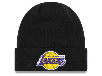 Los Angeles Lakers New Era NBA Breakaway Knit  dc6daf73510