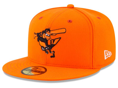 Baltimore Orioles 2017 MLB Players Weekend 59FIFTY Cap Hats