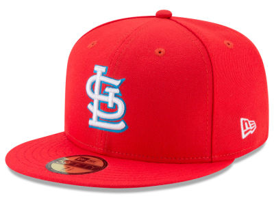 St. Louis Cardinals 2017 MLB Players Weekend 59FIFTY Cap Hats