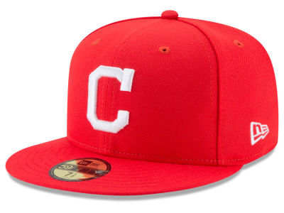 Cleveland Indians 2017 MLB Players Weekend Kids 59FIFTY Cap Hats