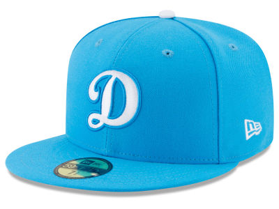 Los Angeles Dodgers 2017 MLB Players Weekend Kids 59FIFTY Cap Hats