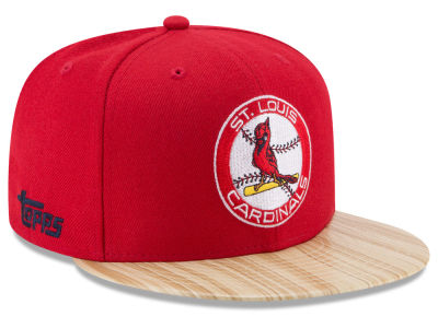 St. Louis Cardinals MLB X Topps 1987 9FIFTY Snapback Cap Hats