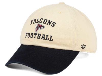 4accd2b1 Atlanta Falcons '47 NFL Steady Two-Tone CLEAN UP Cap | lids.com