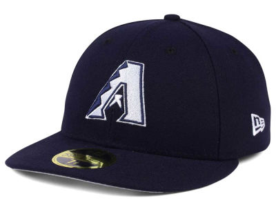Arizona Diamondbacks MLB Low Profile C-DUB 59FIFTY Cap Hats