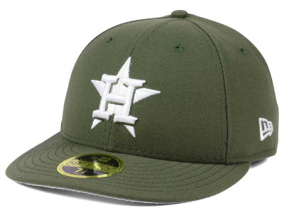 Houston Astros MLB Low Profile C-DUB 59FIFTY Cap Hats