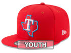 Texas Rangers New Era 2017 MLB Players Weekend Youth 9FIFTY Snapback Cap Adjustable Hats