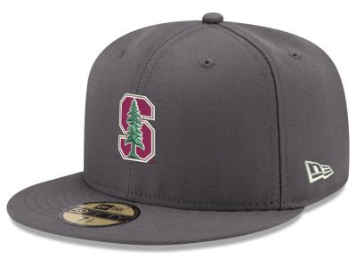 Stanford Cardinal NCAA Shadow 59FIFTY Cap Hats