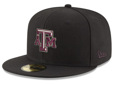 Texas A&M Aggies NCAA Shadow 59FIFTY Cap Hats