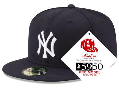 New York Yankees New Era Mlb Retro Classic 59fifty Cap