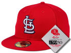 St. Louis Cardinals New Era MLB Retro Classic 59FIFTY Cap Fitted Hats