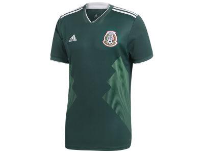 Mexico adidas Men s National Team Home Stadium Jersey  c30636c81ca2