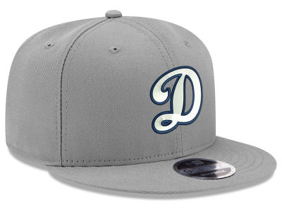 Los Angeles Dodgers MLB Clubhouse 9FIFTY Snapback Cap Hats