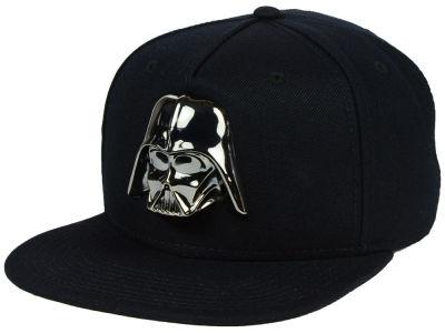 Star Wars Star Wars Metal Face Vader Snapback Cap  99cc0a964e1