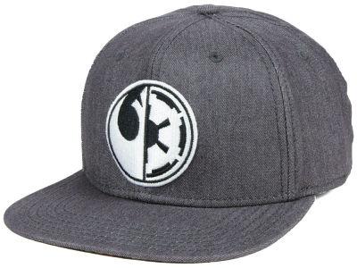 Star Wars Star Wars Half Patch Cap  a2046d4367c