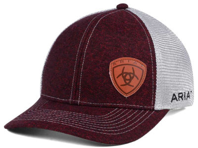 ee9ac261a2f cheap image is loading ariat womens hat baseball cap snap mesh back dc047  fe90a  best price ariat hats and flex fit caps lids e755d f093f