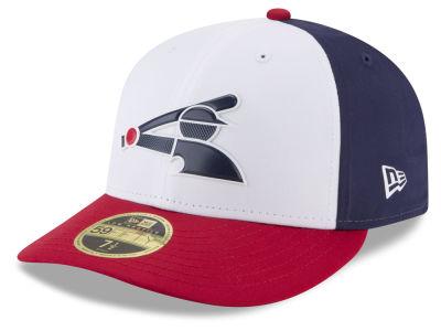 Chicago White Sox New Era MLB Batting Practice Prolight Low Profile 59FIFTY  Cap  fc6d82809e7