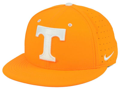 premium selection d7937 6b8c2 ... where to buy tennessee volunteers nike ncaa aerobill true fitted  baseball cap lids db074 3f08f
